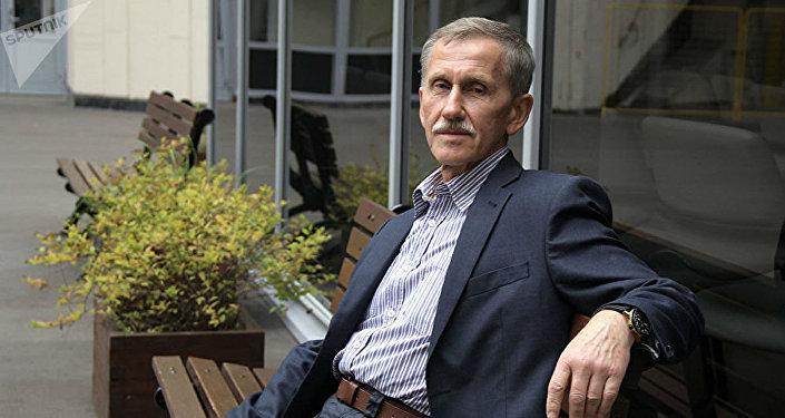 Старший научный сотрудник Центра европейских исследований Института мировой экономики и международных отношений РАН Владимир Оленченко
