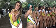 Конкурс Мисс Бум-Бум-2018 в Бразилии