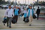 Казахстанцы отправились в хадж