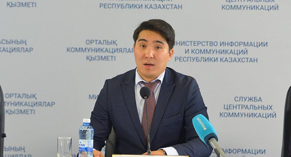 Генеральный директор KOZ Production Мухаммед-Расул Коздибай