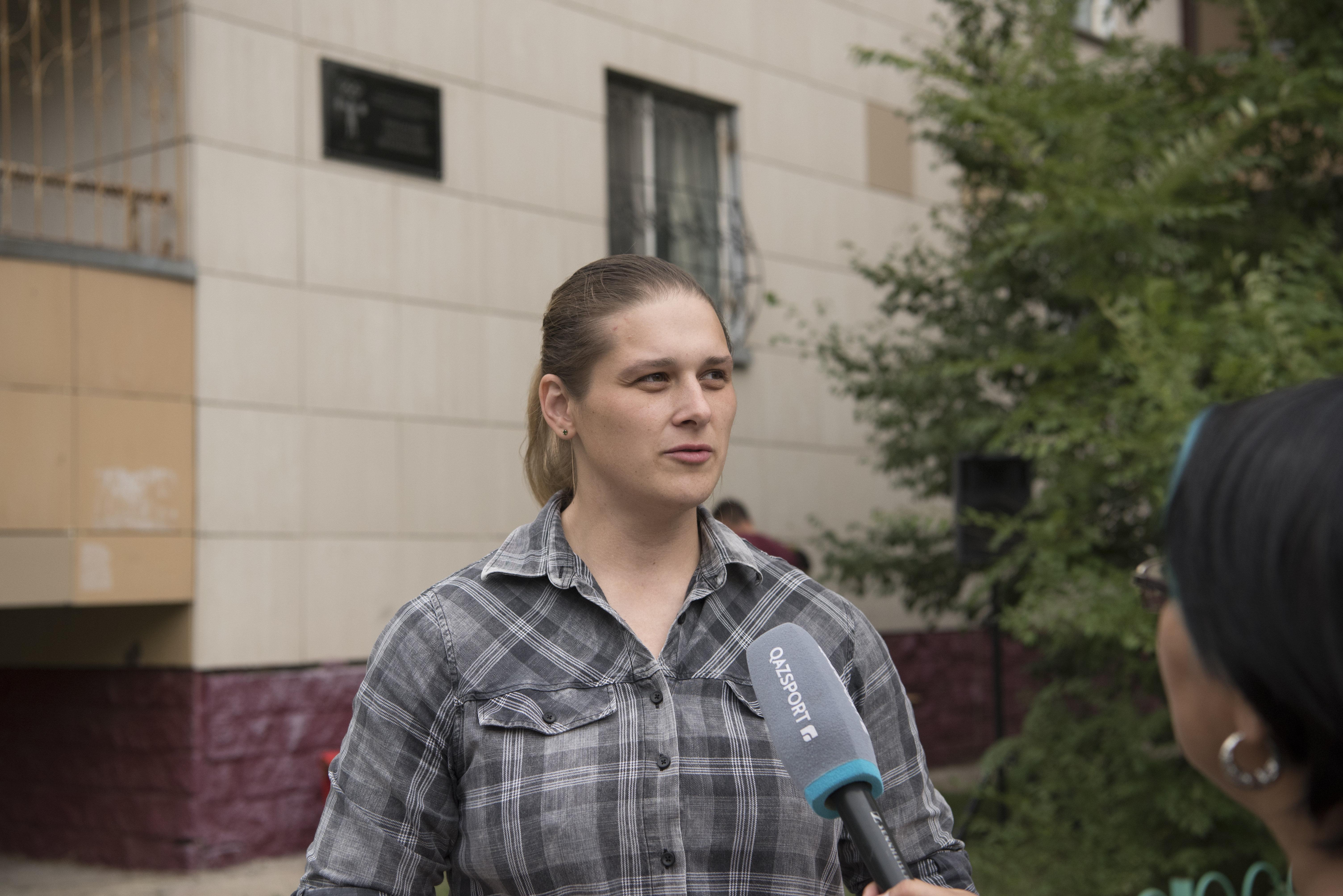 Тяжелоатлетка Мария Грабовецкая вспоминала о том, как Анатолий Храпатый собирался поддержать казахстанскую команду на Олимпиаде в Пекине в 2008 году, но не успел