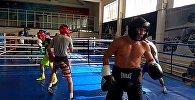 Казахстанские боксеры готовятся к Азиатским играм