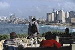 Тель-Авив - столица Израиля, виды города