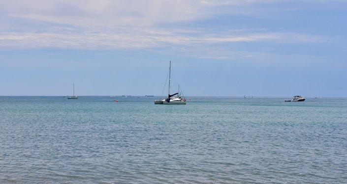 Яхтклуб в Актау
