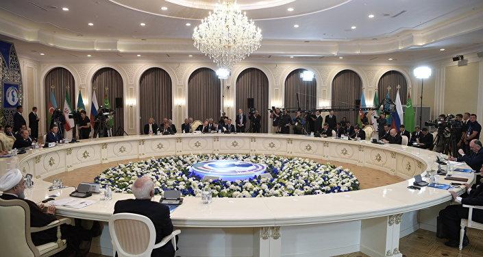 V Каспий саммиті