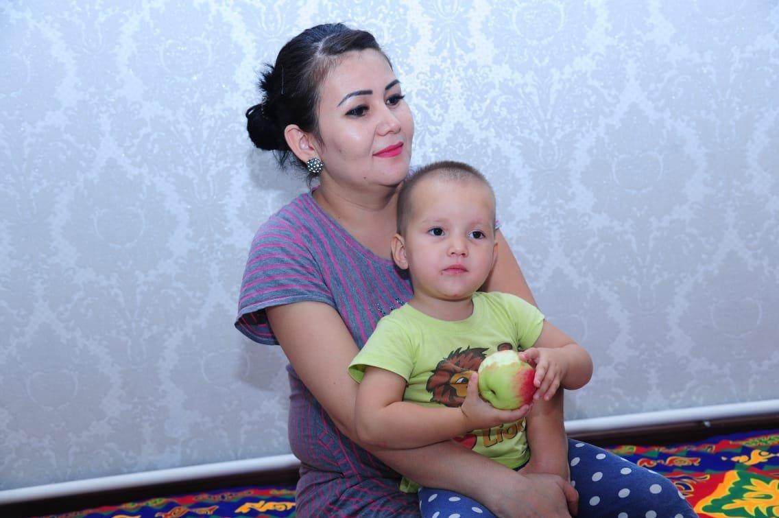 30 жасында батыр ана атанған Жанат Ерімбетова