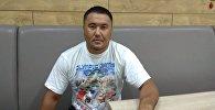 Житель Семея Ержан Амарханов, спасший из горящего автобуса 48 пассажиров