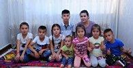 У молодой матери-героини есть мечта — попасть на прием к главе государства