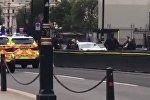 Авария на мосту в Лондоне - видео