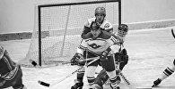 Хоккеист Борис Александров