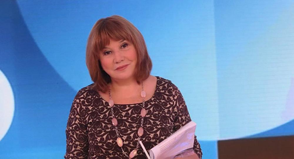 Писатель Наталья Осипова
