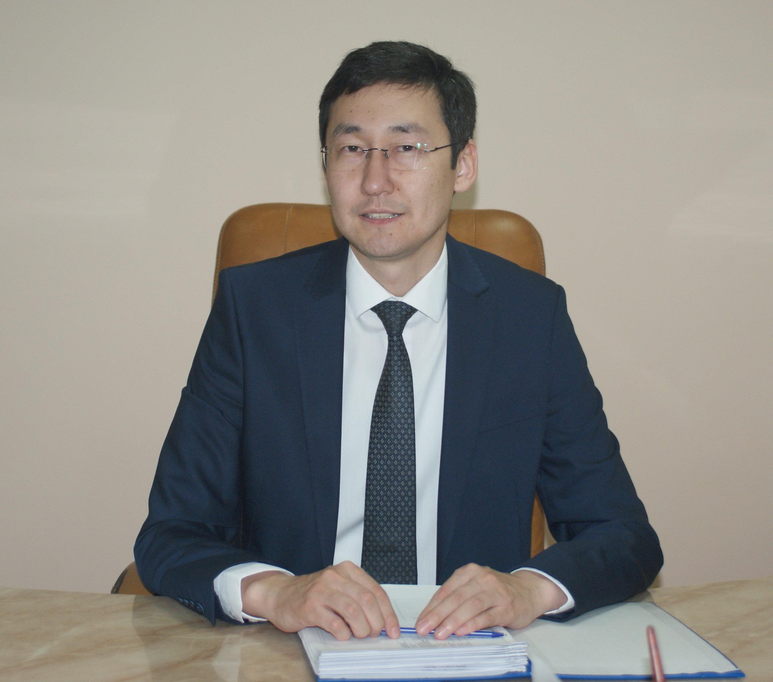 Тимур Султангазиев - начальник управления здравоохранения Северо-Казахстанской области