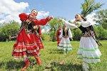 Башкирский праздник Йыйын