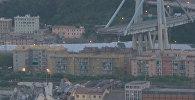 Италияда қираған көпір: тірі қалған ер адам мән-жайды айтты (видео)