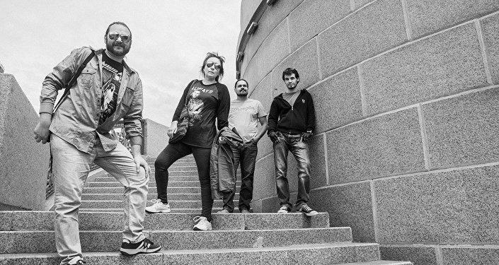 Группа Holy Dragons, современный состав
