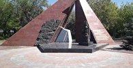 В Караганде восстановили памятник шахтерам