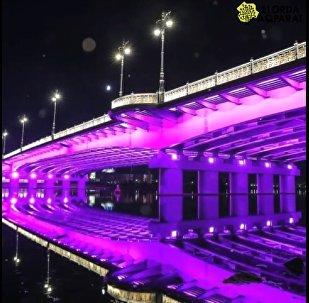 Красивейшие мосты Астаны