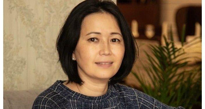 Президент Казахстанской Федерации образовательной и спортивной робототехники КазРоботикс Айжан Жекеева