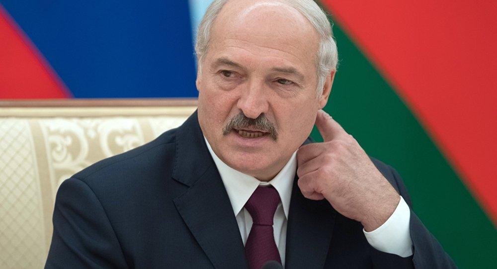 Беларусь президенті Александр Лукашенко