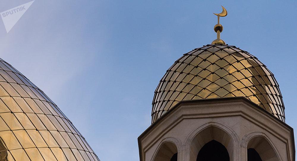 Купол мечети