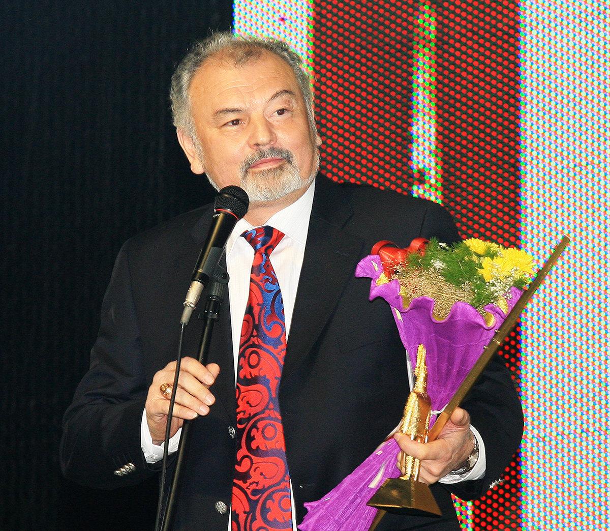Актер Тұңғышбай Жаманқұловтың архивтегі фотосы
