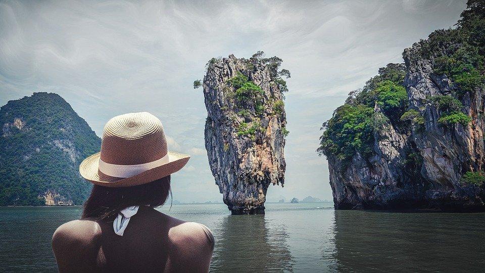 Виды Таиланда, иллюстартивное фото