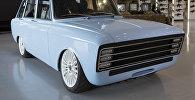 Электрический концепт-кар CV-1
