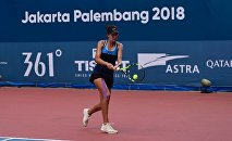 Теннисистка Анна Данилина
