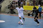 Сборная Казахстана по футзалу победила команду Португалии