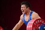 Тяжелоатлет Владимир Седов, архивное фото