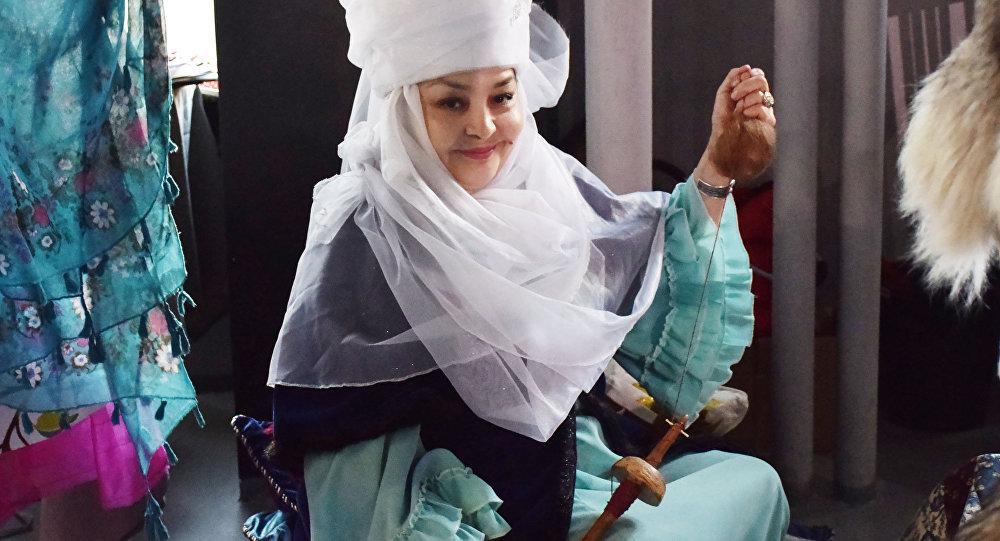 """В Алматы открылся Международный фестиваль """"Восточный Базар"""""""