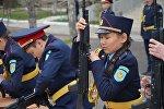 Кадетские классы в Алматинской области