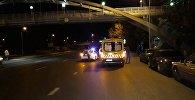 Пешехода насмерть сбили на улице Саина