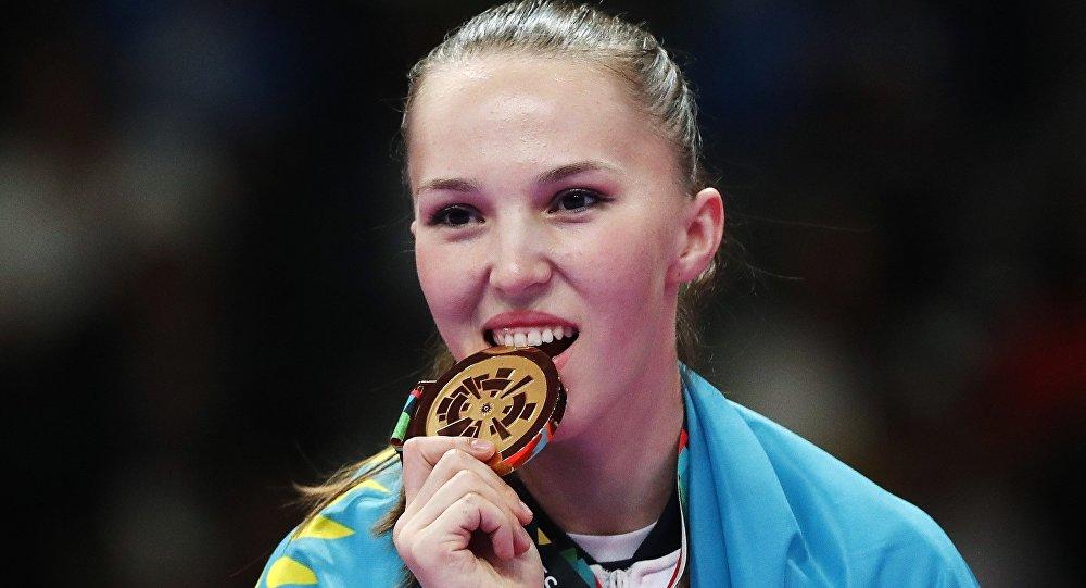 Гузалия Гафурова