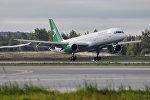 Самолет авиакомпании Turkmenistan, архивное фото