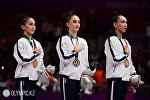 Қазақстан құрамасы 2018 жылғы Азия ойындарының жетінші алтын медалін жеңіп алды