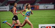 Легкоатлетка Маргарита Мукашева завоевала серебряную медаль в беге на 800 метров