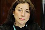 Заместитель председателя российского Союза молодежи по работе с работающей молодежью и международной деятельностью Татьяна Селиверстова