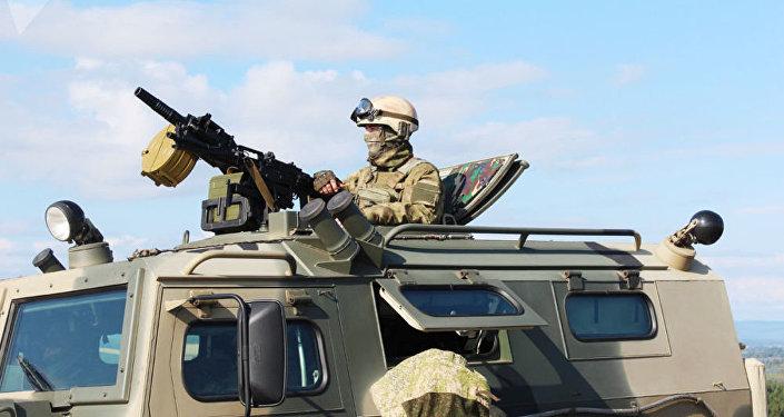 В России закончились учения Мирная миссия - 2018