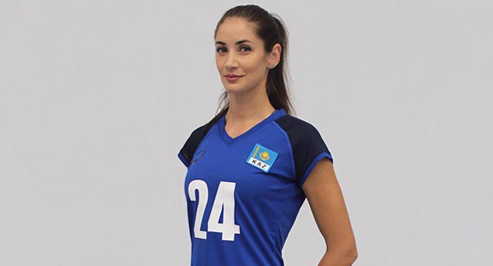 Волейболистка Кристина Карапетян
