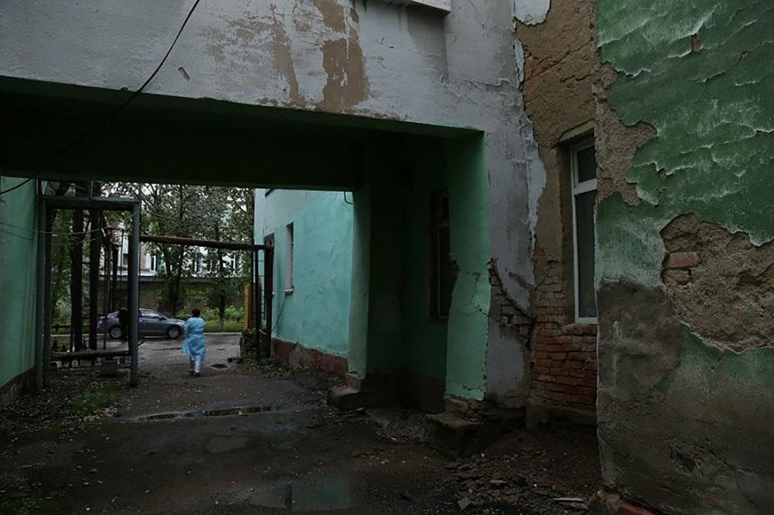 Самую старую больницу Астаны ждет большая реконструкция