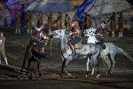 Церемония открытия Третьих Всемирных игр кочевников