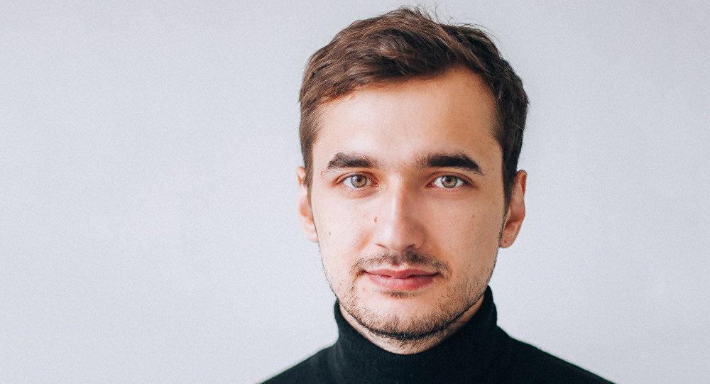 Основатель и директор по развитию Genotek Артем Елмуратов