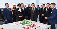 Бакытжан Сагинтаев посетил с рабочей поездкой в Северо-Казахстанскую область
