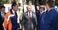 Президент РК Нурсултан Назарбаев осмотрел реконструированные улицы в Алматы