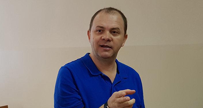 Бывший директор футбольного клуба Актобе Дмитрий Васильев