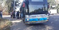 Солтүстік шеңберде автобус мүгедек әйелді басып өлтірді