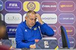 Главный тренер сборной Казахстана Станимир Стойлов