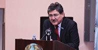 Депутат сената Едил Мамытбеков