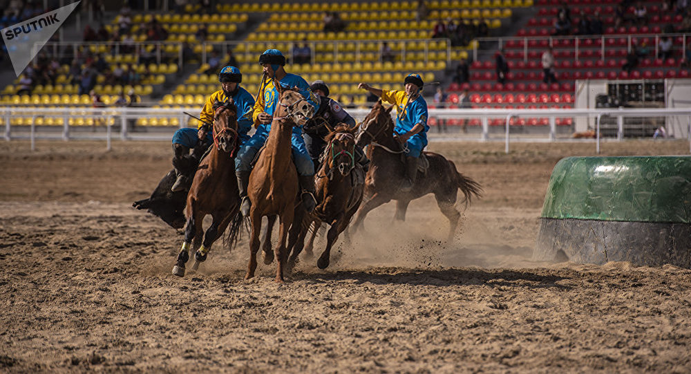 Сборная Казахстана по кокпару
